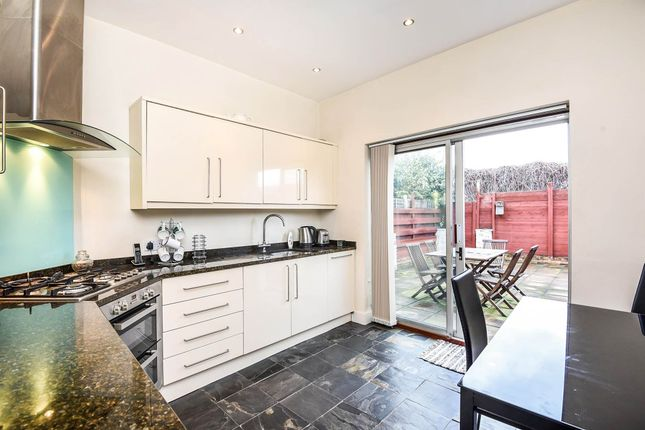 Thumbnail Terraced house for sale in Weston Road, London