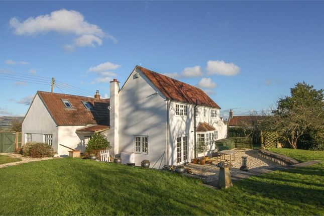 Thumbnail Detached house for sale in Snake Lane, Bagley, Wedmore, Somerset