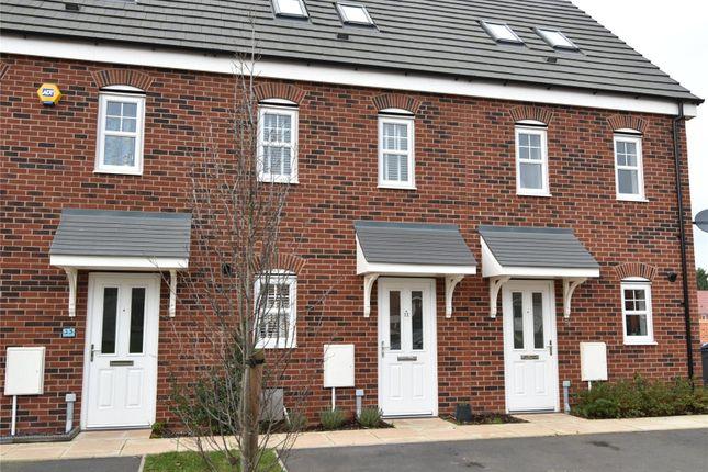 Front Elevation of Ward Place, Selly Oak, Birmingham B29