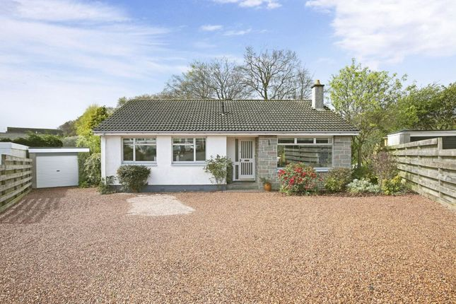 Thumbnail Detached bungalow for sale in 31 Hillview Road, Balmullo