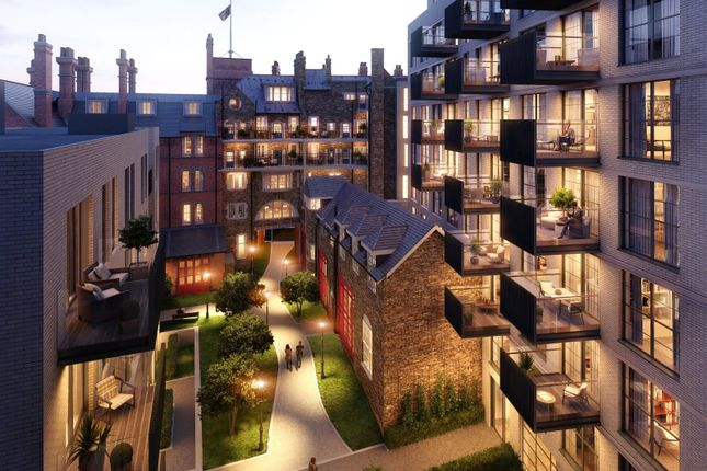 2 bed flat for sale in Walton-Clark House, Brigade Court, Southwark SE1