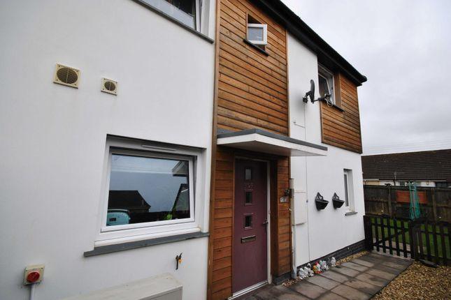 Thumbnail End terrace house for sale in Pill Gardens, Braunton, Devon