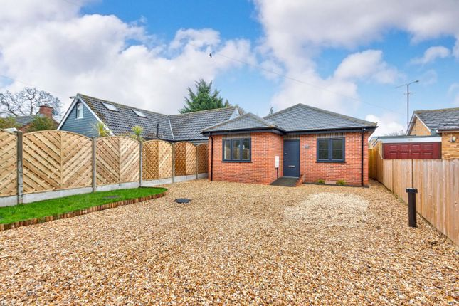 3 bed bungalow for sale in Fellowes Lane, Colney Heath, St. Albans, Hertfordshire AL4