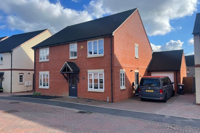5 bed detached house for sale in Hunts Farm Close, Leicestershire, Donington-Le-Heath LE67