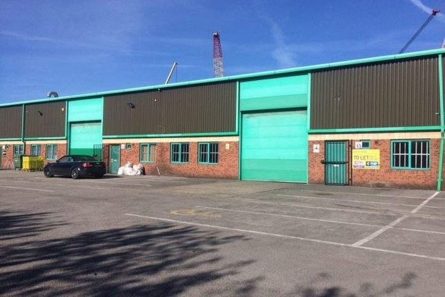 Thumbnail Light industrial to let in Unit 13 Ecclesbourne Park Industrial Estate, Cotes Park Road, Alfreton