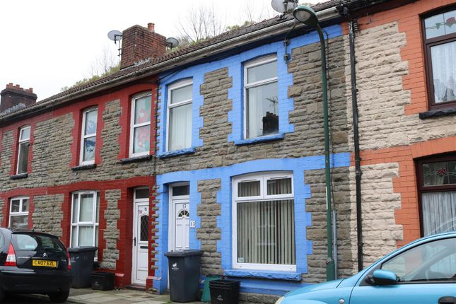 Thumbnail Property for sale in Meadow Street, Llanhilleth, Abertillery