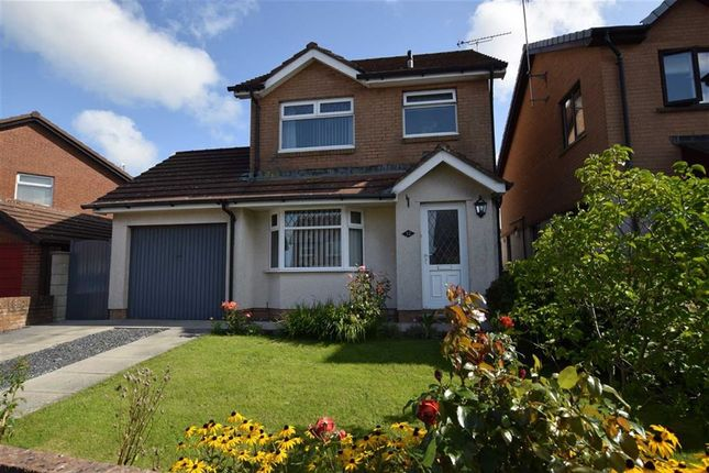 Thumbnail Detached house for sale in Lowther Road, Millom, Cumbria