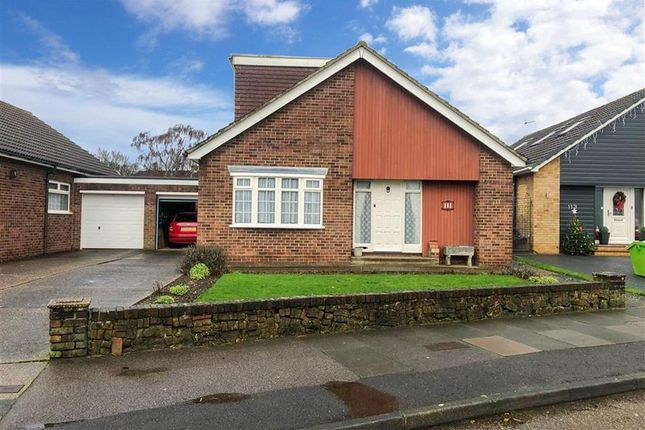 Thumbnail Bungalow for sale in Cambria Crescent, Gravesend, Kent