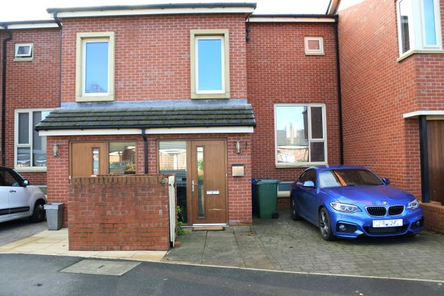 Thumbnail Terraced house to rent in Derby Street, Prestwich, Manchester
