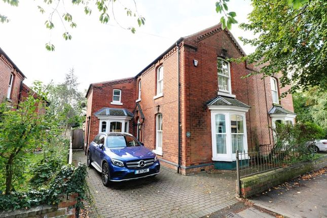 Thumbnail Semi-detached house for sale in Albert Street, Brigg