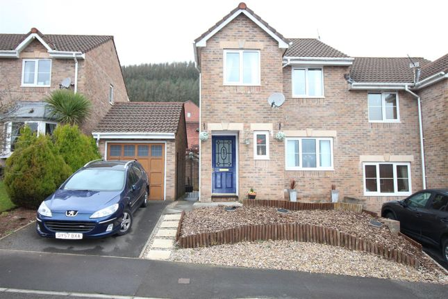 Thumbnail Semi-detached house for sale in Dorallt Way, Henllys, Cwmbran