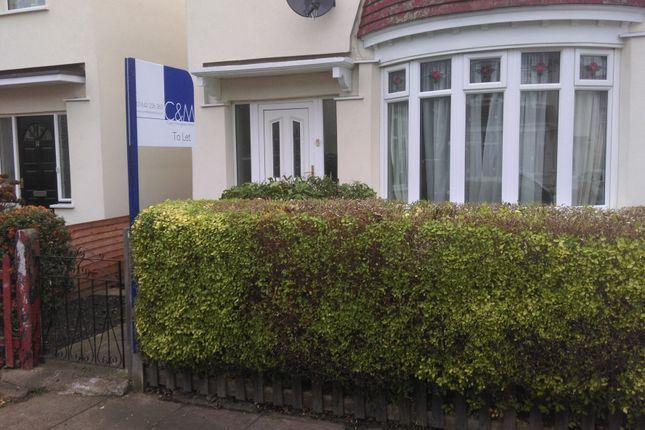 Thumbnail Semi-detached house to rent in Malvern Road, Stockton-On-Tees