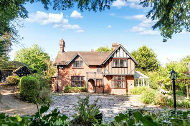 Thumbnail Detached house for sale in Old Turnpike, Fareham, Hampshire