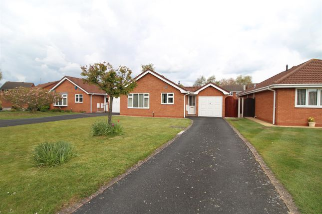 2 bed detached bungalow for sale in Kynaston Drive, Wem, Shrewsbury SY4