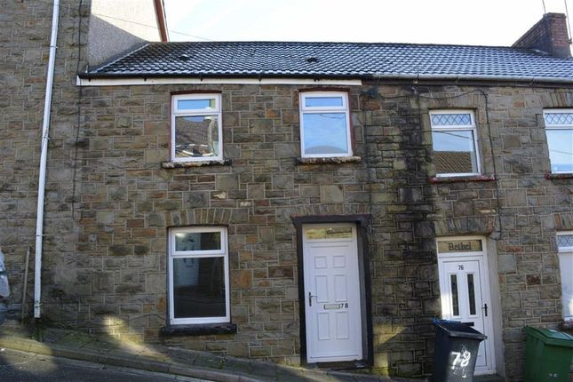 Thumbnail Terraced house for sale in Phillip Street, Mountain Ash, Rhondda Cynon Taff