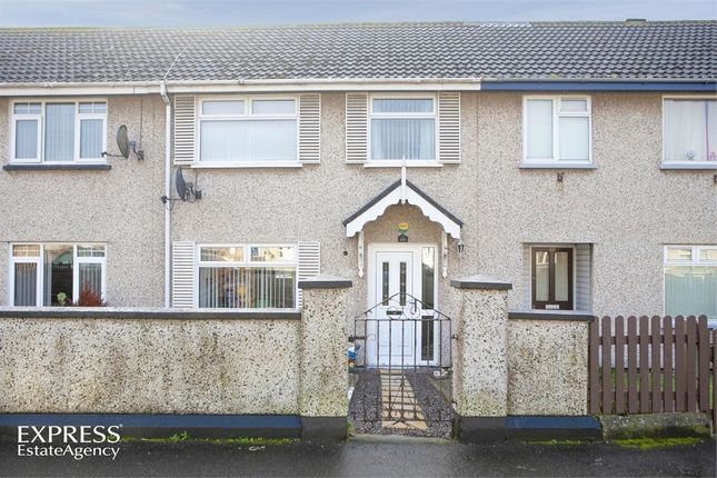 Thumbnail Terraced house for sale in Lisnablagh Road, Coleraine, County Londonderry