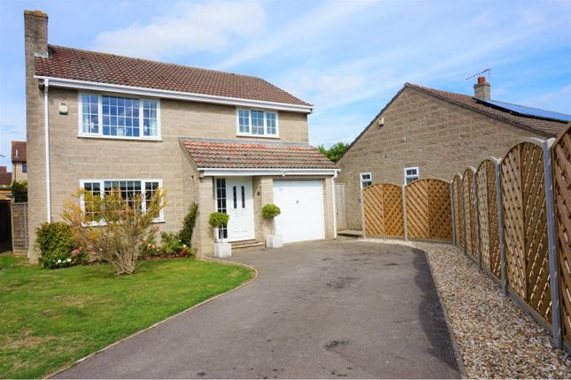 Thumbnail Detached house for sale in Amberley Close, Keinton Mandeville
