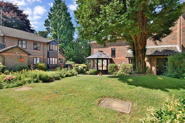Communal Gardens of Greenwood Gardens, Caterham, Surrey CR3