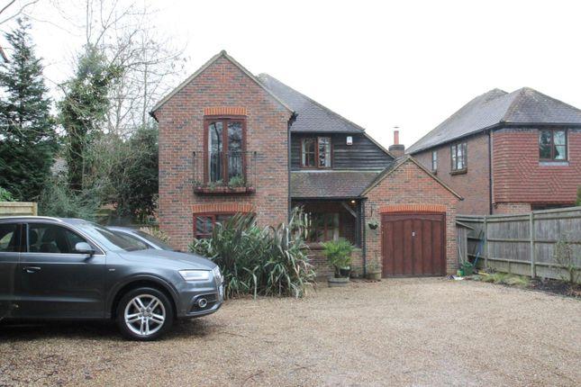 Thumbnail Detached house to rent in Billingshurst Road, Ashington, Pulborough