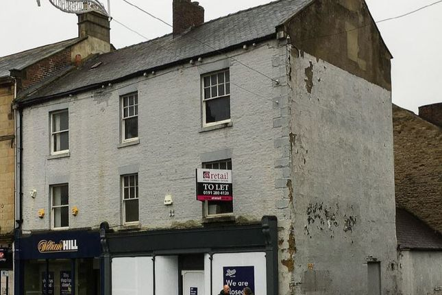 Thumbnail Retail premises to let in Cattle Market, Hexham