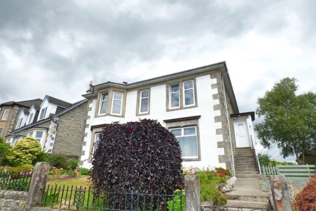 Thumbnail Flat for sale in 14A Nelson Street, Dunoon
