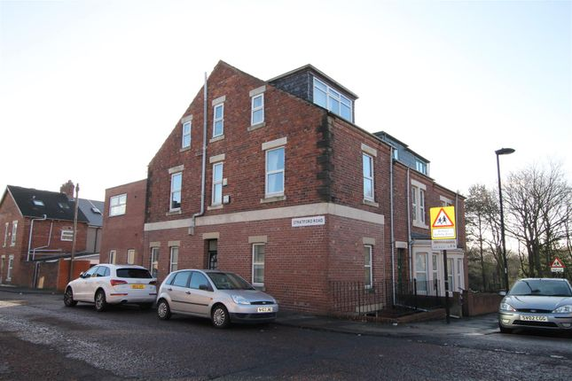 Thumbnail Flat for sale in Stratford Road, Heaton, Newcastle Upon Tyne