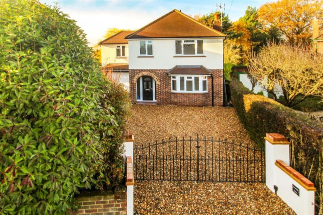 Thumbnail Detached house for sale in Shirley Place, Knaphill, Woking