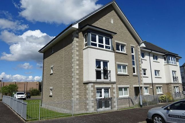 Thumbnail Flat for sale in Denny Crescent, Dumbarton