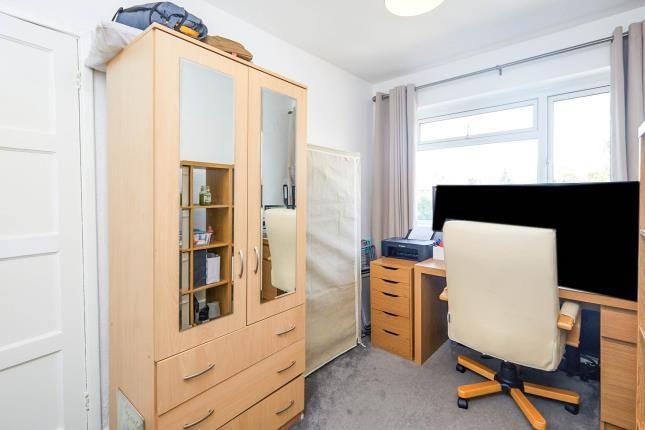 Bedroom Two of Coleridge Street, Derby, Derbyshire DE23