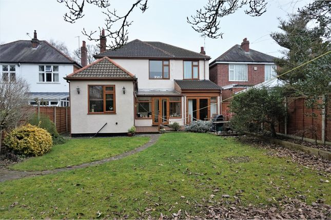Thumbnail Detached house for sale in Loughborough Road, Birstall