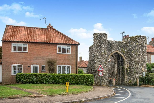 3 Bed Link Detached House For Sale In Bailey Gate Castle Acre