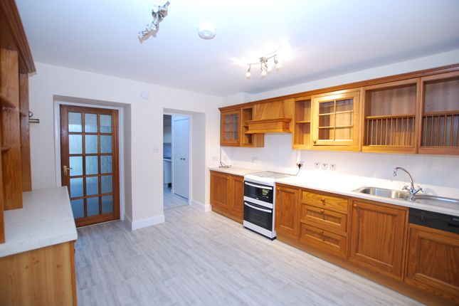 Thumbnail End terrace house to rent in Denny Street, Inverness