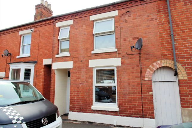 Thumbnail Terraced house for sale in Alfred Street, Rushden