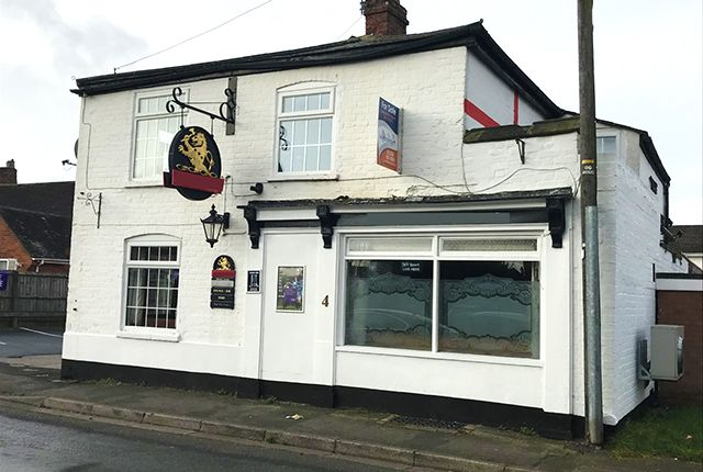 Pub/bar for sale in School Road, Worcester