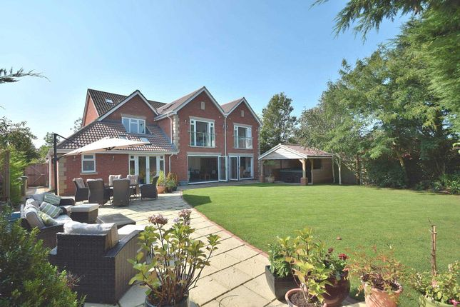 Thumbnail Detached house for sale in Tudor Gardens, Stony Stratford