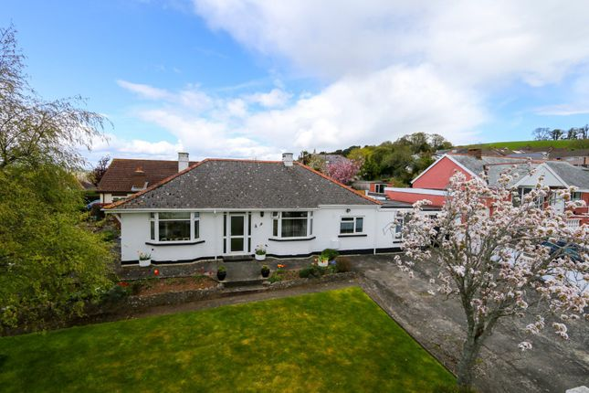 Thumbnail Detached bungalow for sale in Bourne Road, Kingskerswell, Newton Abbot