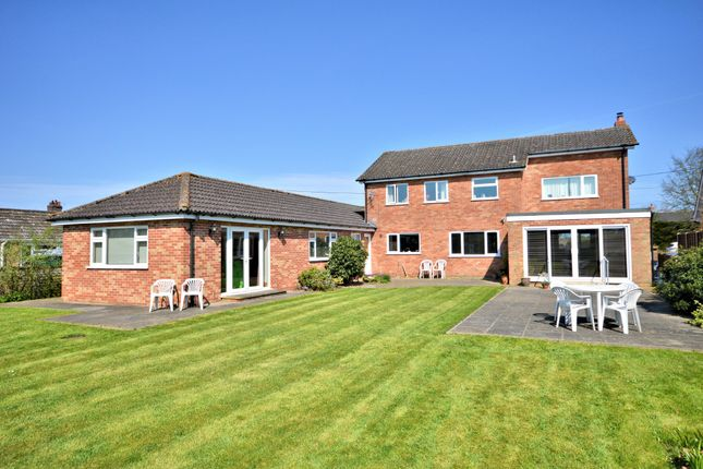 Thumbnail Detached house for sale in Whissonsett Road, Horningtoft, Dereham