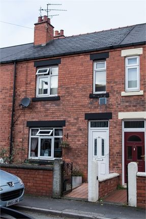 Thumbnail Terraced house for sale in Queen Street, Queensferry, Deeside, Flintshire