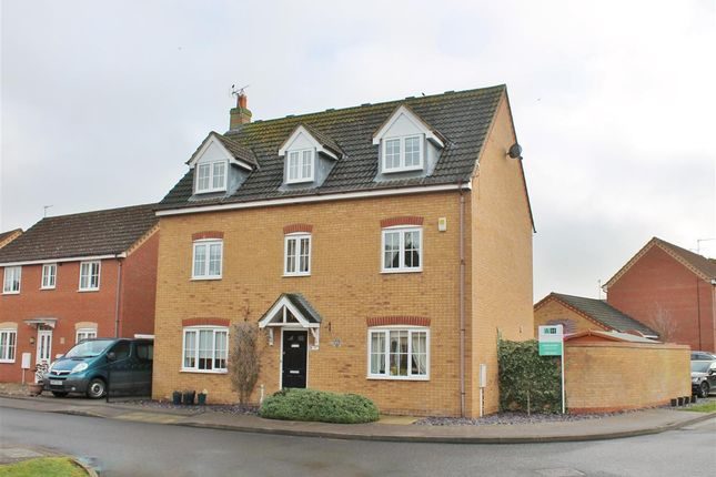 Thumbnail Detached house for sale in Sandy Road, Calvert, Buckingham