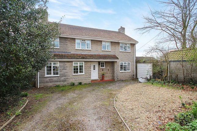 Thumbnail Detached house for sale in Peddles Lane, Charlton Mackrell, Somerton