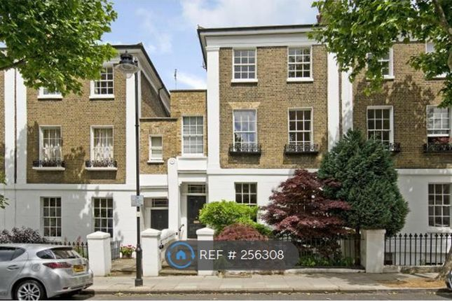 4 bedroom terraced house to rent in Richmond Avenue, London