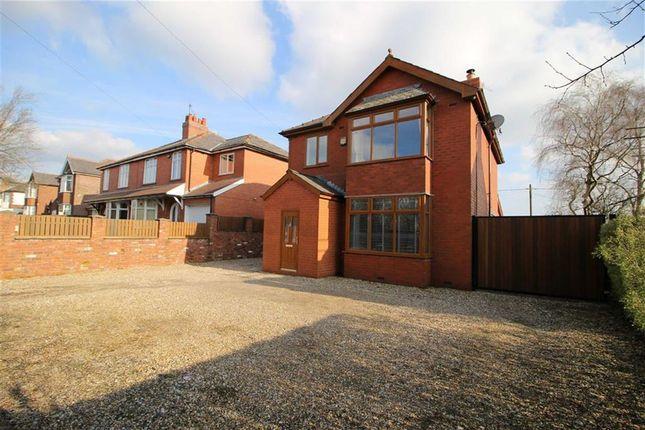 Thumbnail Detached house for sale in Longridge Road, Grimsargh, Preston