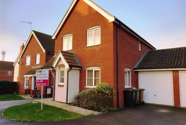 Thumbnail Link-detached house to rent in Bulrush Avenue, Downham Market