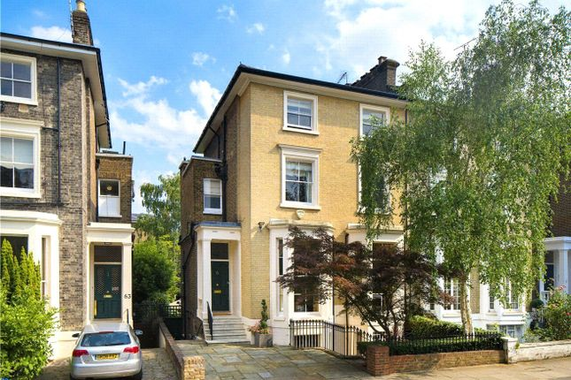Thumbnail Semi-detached house for sale in Clifton Hill, St John's Wood, London