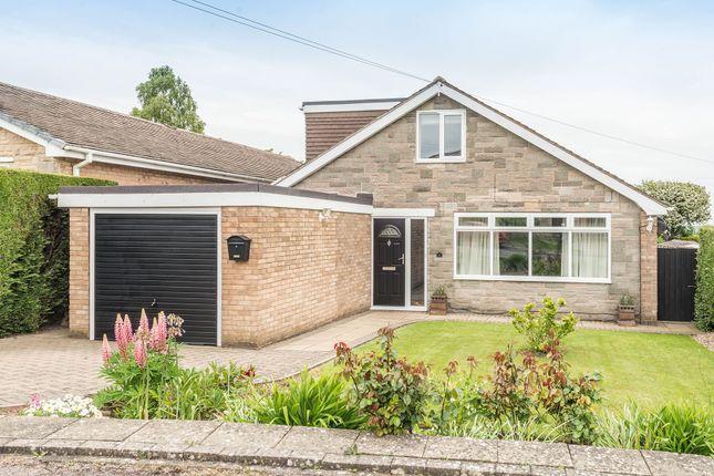 Thumbnail Detached bungalow for sale in Hall Close, Dronfield Woodhouse, Dronfield