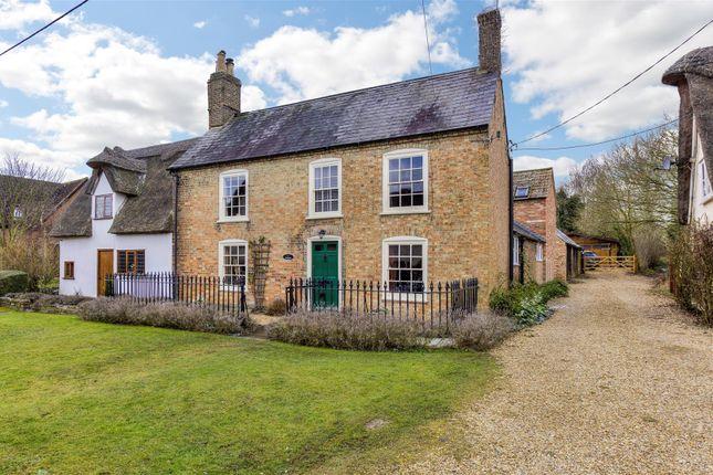 Thumbnail Detached house for sale in Molesworth, Huntingdon, Cambridgeshire