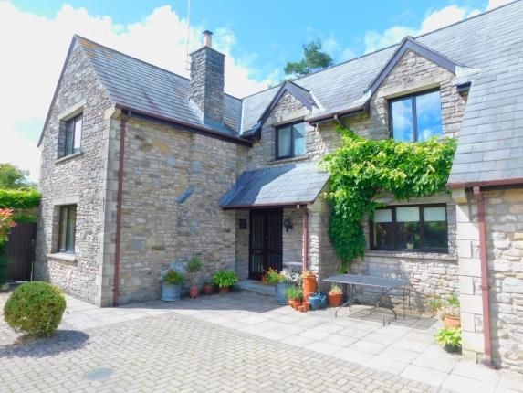 Thumbnail Detached house for sale in Chewton Mendip, Radstock, England