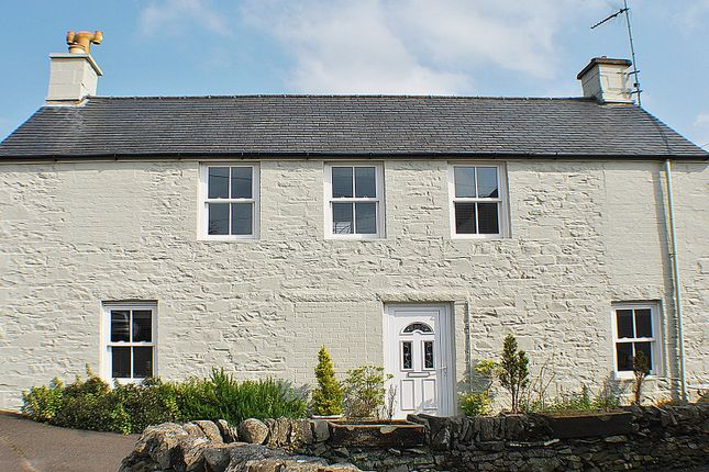 Thumbnail Detached house for sale in 20 Main Street, Twynholm, Kirkcudbright