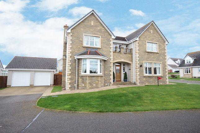 Thumbnail Detached house for sale in Slackbuie Way, Inverness