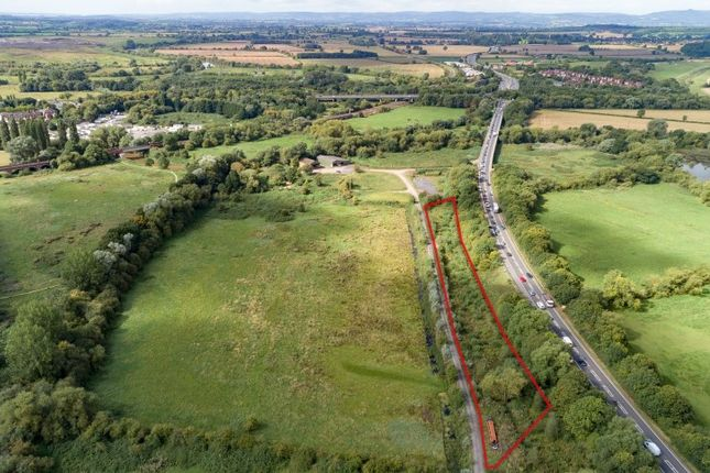 Thumbnail Land for sale in Plot 8, Severnside Farm, Walham, Gloucester, Gloucestershire